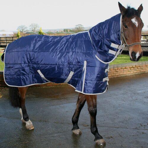 Phoenix poids moyen complet /& régulière cou Horse Stable Rug