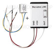 SRS Airbag Sitzbelegungsmatte Emulator Sensormodul Sitzsensor Mercedes C W204