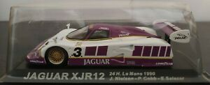 1-43-JAGUAR-XJR12-24H-LE-MANS-1990-J-NIELSEN-P-COBB-SALZAR-IXO-ALTAYA-ESCALA