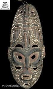 Large Ancestor Spirit House Mask, Kanganaman Vi., PNG, Papua New Guinea, Oceanic