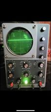 Heathkit Model 1 Vintage Analog Laboratory Oscilloscope Great Condition
