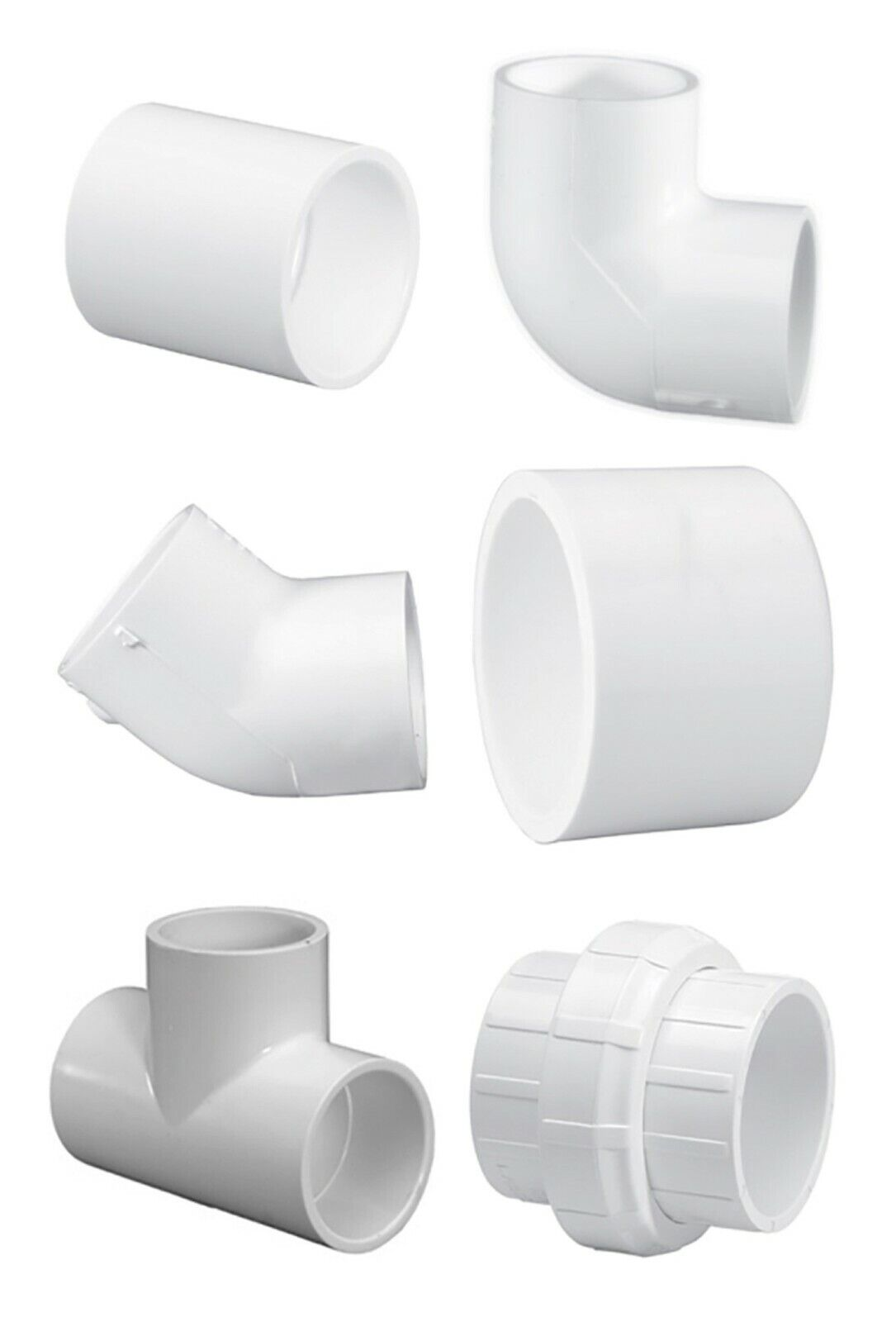 SWIMMING POOL PIPE/IRRIGATION FITTINGS -1