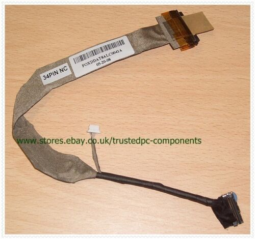 DD0AT6LC000 HP Pavilion DV6000 Laptop LCD Video Screen Cable DDAT8ALC004