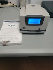 Pyramid 3500 Time Clock And Document Stamp Brand New