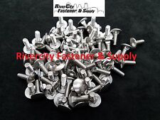 (5) M6-1.0x20mm or M6x20 mm Stainless Carriage Bolts / Screws  6mm x 20mm