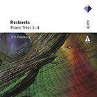 Roslavets: Piano Trios Nos. 2-4 (CD, Jan-2009, Apex (UK))