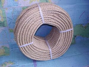 Cat-Scratching-and-Pet-Friendly-Rope-Dry-Sisal-Natural-6-8-10-12-amp-14mm