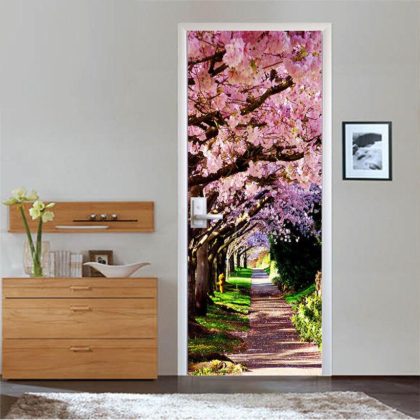 3D Corniculatum 93 Tür Wandmalerei Wandaufkleber Aufkleber AJ WALLPAPER DE Kyra  | Sofortige Lieferung  | Viele Stile  | Outlet