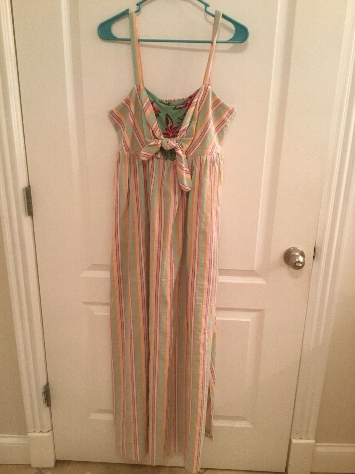 Nwt Matilda Jane Long Maxi Dress L