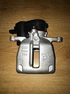 O-e-Audi-A6-C7-A7-arriere-droit-TRW-electrique-etrier-De-Frein-Epb-10-16