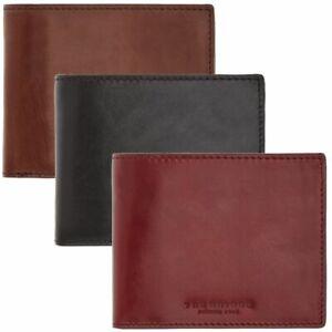 Portafoglio-The-Bridge-uomo-carte-di-credito-monete-pelle-bovina-Made-in-Italy-0