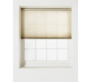 3ft-Pleated-Cordless-Blind-Easy-Fit-Install-Blinds-W90cm-x160cm-Drop-Natural