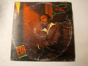 Edi-Fitzroy-Check-For-You-Once-Vinyl-LP-1982