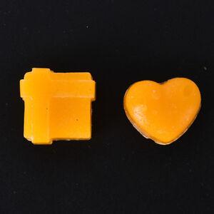 Organic-Beeswax-Cosmetic-Grade-Filtered-Natural-Pure-Yellow-Bees-Wax-Bar-8g-VGC