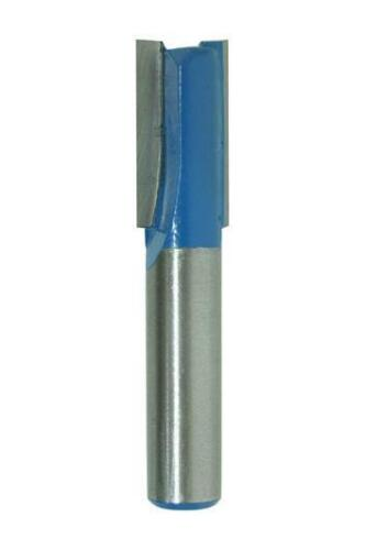 KWB 20mm HM 755020 Nutfräser für Oberfräse Hartmetall Fräser