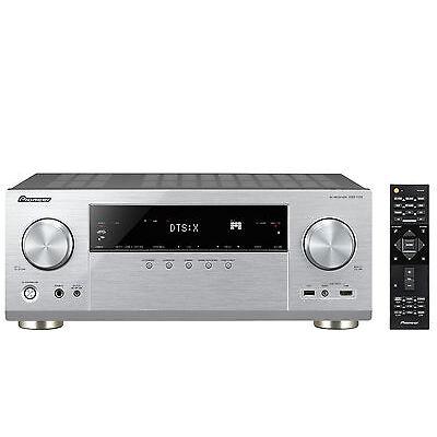Pioneer VSX-1131-S 7.2 AV-Receiver 4K Dolby Atmos Airplay Bluetooth WiFi DTS:X
