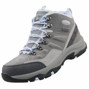 cigarrillo Superior uno  Nuevo Skechers Impermeable Zapatos Mujer Botas de Montaña Trego Senderismo  Libre   eBay