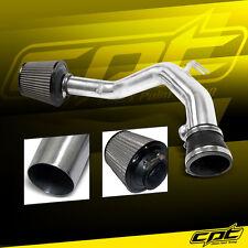 99-05 VW Jetta GLS/GLX/GLI V6 2.8L Polish Cold Air Intake + Stainless Air Filter