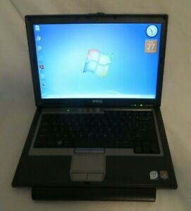 Dell-Latitude-D630-PP18L-14in-80GB-Intel-Core-2-Duo-T7100-1-8GHz-1GB-RAM-Laptop