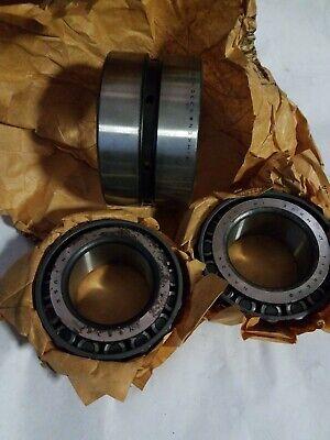 Two Timken Bearings NA539