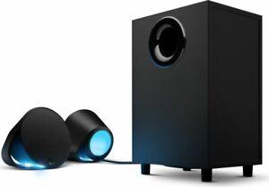 Logitech-G560-2-1-Kanal-Bluetooth-Lautsprechersystem-Schwarz