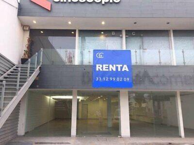 JARDINES DE SAN IGNACIO, GUADALAJARA, JALISCO. AV. NIÑO OBRERO 580. EXCELENTE LOCAL COMERCIAL RENTA
