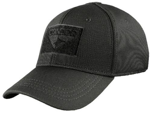 Black 161080-002-L Condor Flex Fit Cap Hat New Large