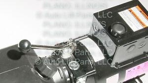 image is loading spx-fenner-power-unit-for-rotary-lift-weaver-