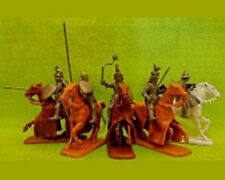French Medieval Knight Command Cavalry 1/32 54MM Expeditionary Force Toy Soldier