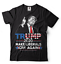 Donald-Trump-2020-Re-election-T-shirt-Make-Liberals-cry-again-Republican-Tee thumbnail 1