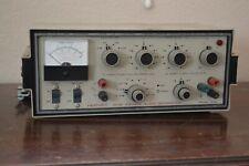 Heathkit Ig 18 Sine Square Audio Generator Working Vintage