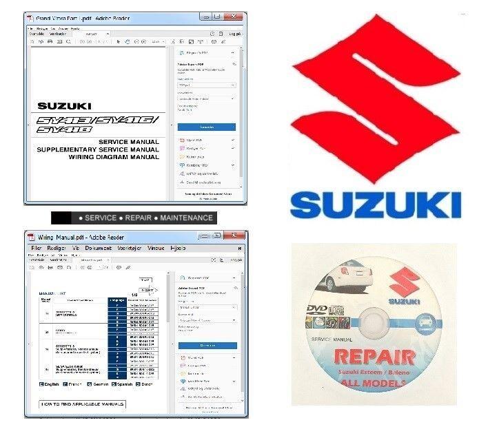 Suzuki, Esteem / Baleno