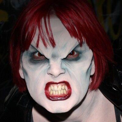 Vampire Latex Facial Prosthetic