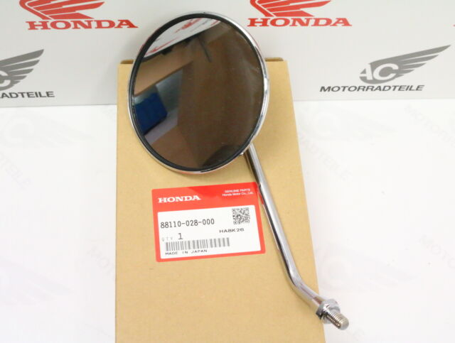 Mirror Left Hand for 1974 Honda CB 250 K4