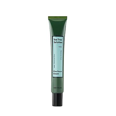 [ARITAUM] Tea Tree Solution Cica Focus Cream 35ml / Korea Cosmetic