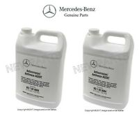Mercedes Coolant / Antifreeze Blue G48 2 Gallons Genuine Q 1 03 0004 on Sale