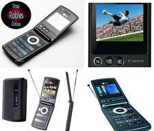 LG hb620t Black (Senza SIM-lock) 3g 3 nastro televisione DVB-T TV 2mp mp3 come nuovo OVP