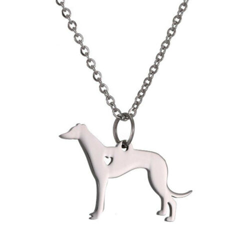 Pom Collie Pug Whippet French Bulldog Poodle Dog Breed Necklace Spitz