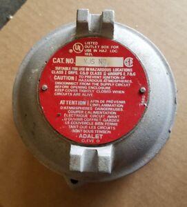 Adalet XJS N4 Hazardous outlet box