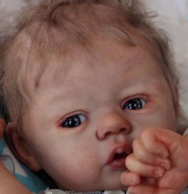 """Nuova Germania Rinato Baby Doll Kit ~ Morgan ~ Di Sandy Faber @ 21"""" @ Vinile Solo Parti-mostra Il Titolo Originale Prima Qualità"""