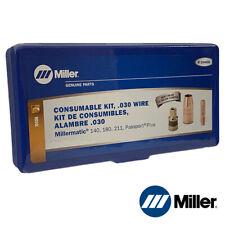 Genuine Miller 234608 Mig Gun Consumable Kit 030 Wire