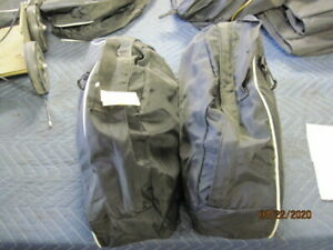 NEW-Vintage-Polaris-Soft-Luggage-Snowmobile-INDY-Trail-Indy-Saddlebags-2870617