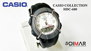 casio hdc 600 hd ebay rh ebay com Casio Watch Manual Casio Watch Manual