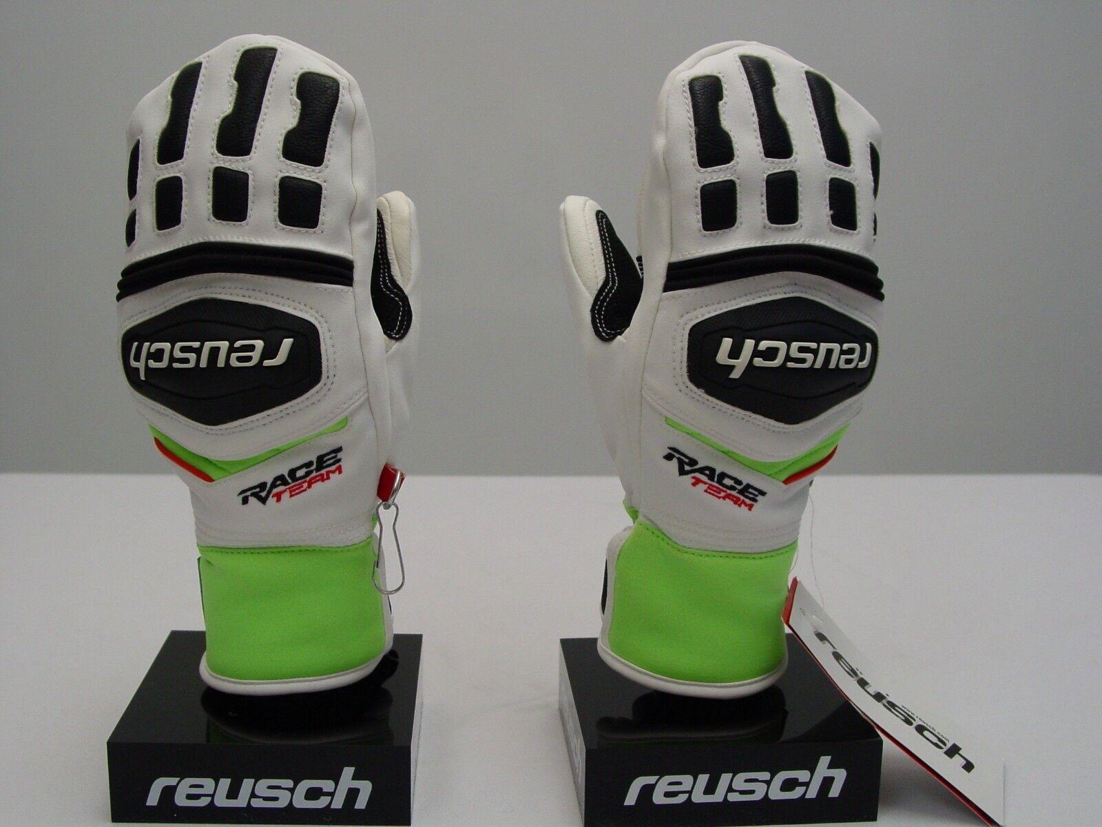 Reusch Ski Mittens Racing Training RtexXT Junior Youth Small 4671533S WATERPROOF