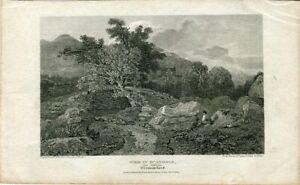 View-IN-Scandale-Near-Ambleside-Engraved-IN-1807-By-William-Cooke