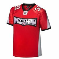 Wwe Wrestlemania 31 Jersey Youth Size S M L T-shirt Football Boys Childs