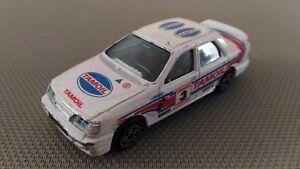 Voiture-Miniature-Burago-Ford-Sierra-1-43-En-Bon-Etat