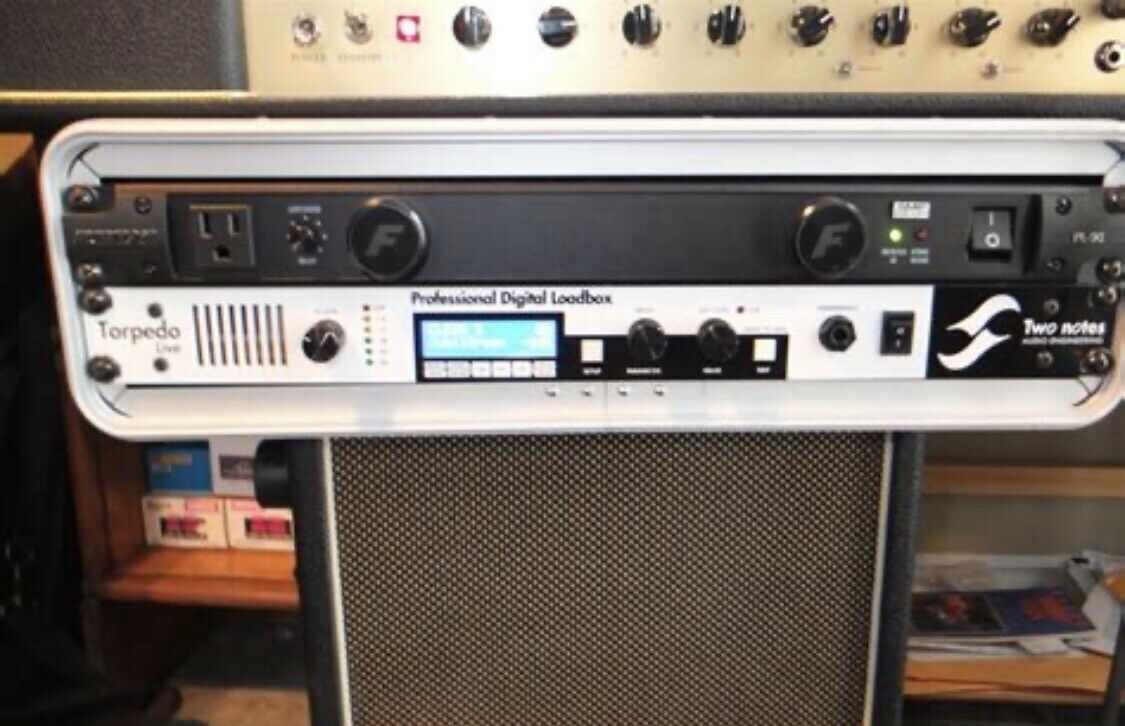 Two Notes Torpedo Live Digital Loadbox and Speaker Simulator. Buy it now for 650.00