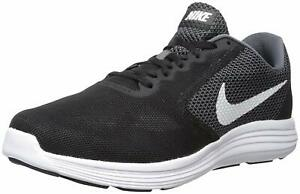 amazing price laest technology hot-selling newest Details about NIKE Mens 13 Wide 4E Revolution 3 Running Shoe Athletic  Sneaker Dark Grey/Black