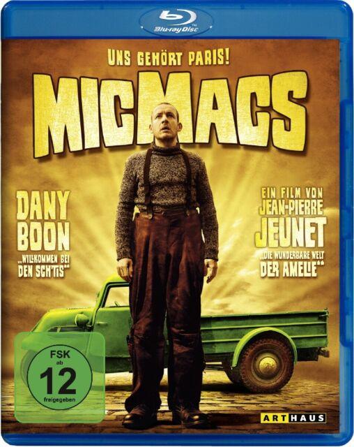 STUDIOCANAL - Micmacs - Uns gehört Paris!, 1 Blu-ray